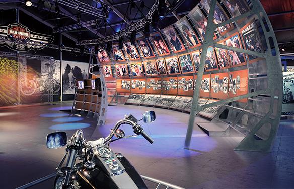 Harley-Davidson 100th Anniversary