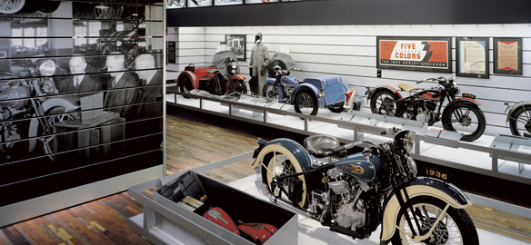 Harley Davidson Museum Thumb