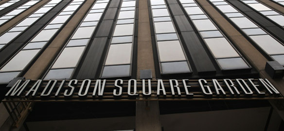 New York City Orders Madison Square Garden To Move In Ten Years