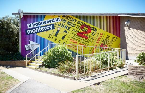It Happened in Monterey...